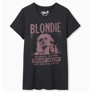 🆕 Torrid NWT 'Blondie' Vintage T-shirt